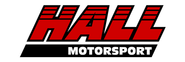 Hall motorsport logo